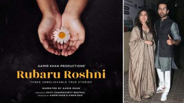 Nakuul Mehta Is All Praises for Aamir Khan's Rubaru Roshni; Calls It the Actor's Best Work So Far