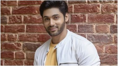 Ruslaan Mumtaz on His Comeback Show: I Can't Wait to Work With the Amazing and Enthusiastic Team