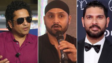 National Girl Child Day 2019: Sachin Tendulkar, Harbhajan Singh, Yuvraj Singh Emphasise on the Importance of Daughters