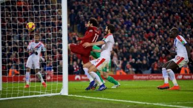 Mohamed Salah's Goals Lead Liverpool to Victory Against Crystal Palace in EPL 2018-19 Match (Watch Video)