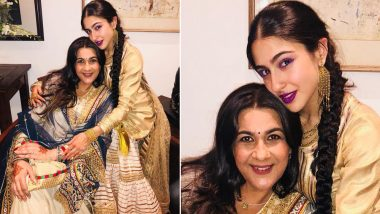 Sara Ali Khan and Mother Amrita Singh Approach Dehradun Police over Property Dispute Case