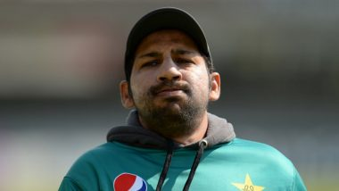 Sarfraz Ahmed APOLOGISES for Racial Comment; Says, He Had No Intentions of Upsetting Anyone