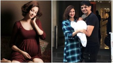 Bhabhi Ji Ghar Par Hai Actress Saumya Tandon Shares First Picture of Baby Boy