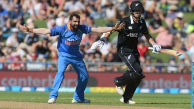 NZ 234/10 in 40.2 Overs | India vs New Zealand 2nd ODI Highlights: India Win by 90 Runs
