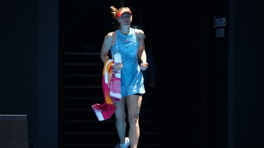 Donna Vekic vs Maria Sharapova, Australian Open 2020 Live Streaming Online: How to Watch Live Telecast of Aus Open Women's Singles First Round Tennis Match?