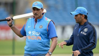 Dear Ravi Shastri, Not Only Sachin Tendulkar But MS Dhoni Also Does Get Angry, Here's the Proof!