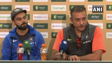 Ravi Shastri Terms India's Test Series Win Over Australia Bigger Than 1983 World Cup Victory