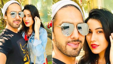 Rohit Purohit and Sheena Bajaj Have Some Unique Plans For Their Honeymoon!