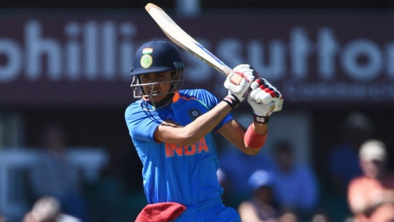 Shubman Gill to Make Debut? Young Batsman Gears Up in Nets Ahead of IND vs NZ 1st ODI 2019, Watch Video