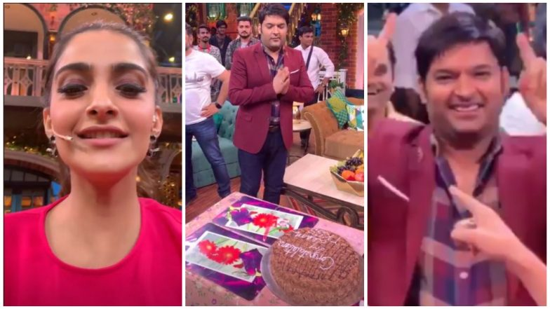 Sonam Kapoor Gives A Shout Out To The Kapil Sharma Show For Being The Highest Rated Show! View Pics And Videos