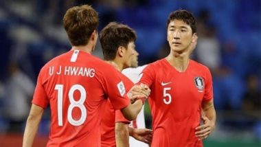 Kyrgyzstan vs South Korea, AFC Asian Cup 2019 Live Streaming Online: How to Get Asia Cup Match Live Telecast on TV & Free Football Score Updates in Indian Time?