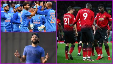India Wins ICC Cricket World Cup, Yuvraj Singh Scores Most Runs in IPL, Manchester United Win Champions League and Other Sports Headlines We Want to See in 2019