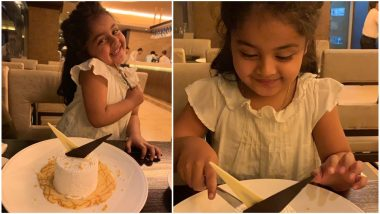 Bigg Boss 12 Fame Sreesanth's Daughter Sanvika Makes Her Instagram Debut – View Pictures