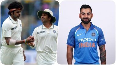 Sachin Tendulkar vs Virat Kohli: Sreesanth Picks his Favourite Cricketer (Watch Video)