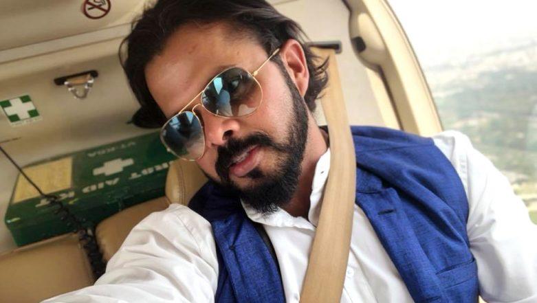 Sreesanth Opens Up On Getting Back In The Indian Cricket Team; Says He Is Hopeful of Making It!