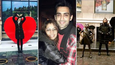 Kumkum Bhagya's Sriti Jha Vacationing In New York Is Pure Travel Goals!