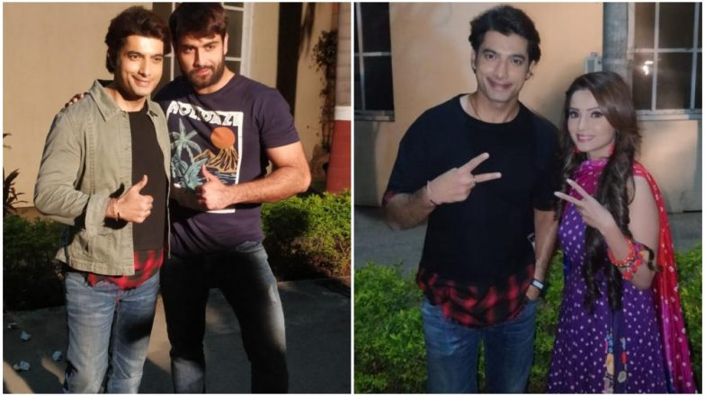 Ssharad Malhotra Turns 36, Gets a Lovely Surprise From Dear Friends Vivian Dsena, Adaa Khan on His Birthday – View Pics