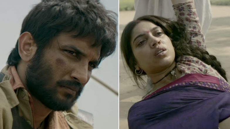 Sonchiriya Trailer: Sushant Singh Rajput, Bhumi Pednekar, Manoj Bajpayee and Ranvir Shorey's Edgy Dacoit Drama Will Have You Hooked - Watch Video