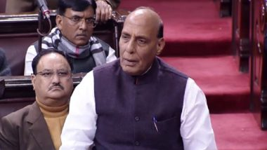 Parliament Approves Proclamation of President's Rule in Jammu and Kashmir