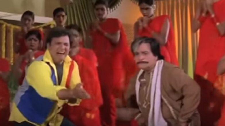 Kader Khan's Son Slams Govinda for Calling Him a 'Father Figure' - Here's Why