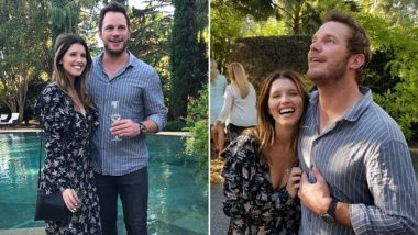 Chris Pratt, Katherine Schwarzenegger are Living Together