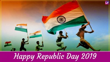 India Republic Day 2019 Patriotic Quotes: Best Lines to Help You Make Your English Speeches More Powerful on 26th January (Watch Video)