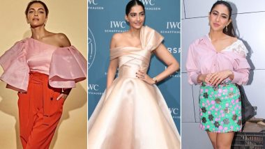 Deepika Padukone, Sonam Kapoor and Sara Ali Khan Find a Place in Our Best-Dressed Category This Week - View Pics