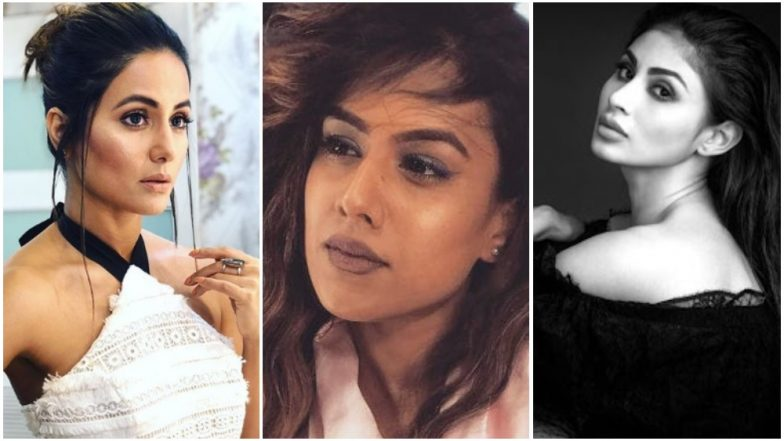 Hina Khan, Mouni Roy, Nia Sharma: Then and Now Pictures of Television Actresses Will Leave You Shocked!