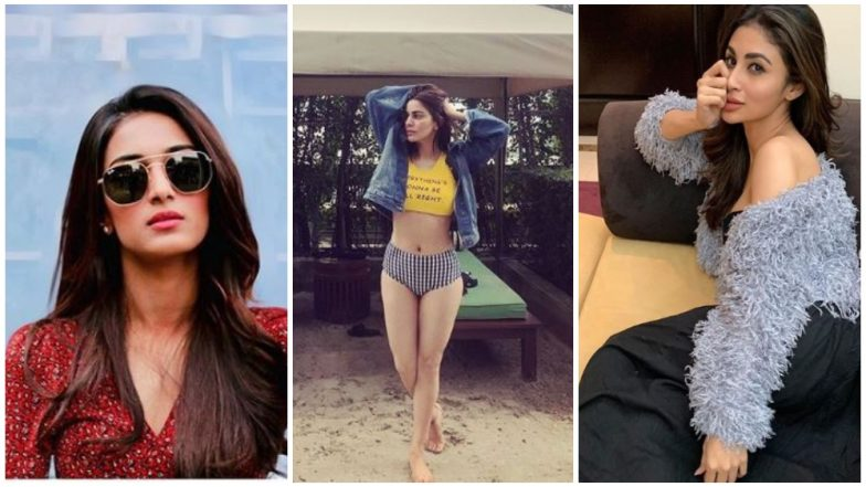 Erica Fernandes, Shraddha Arya, Mouni Roy- These Are Our TV Instagrammers of This Week!