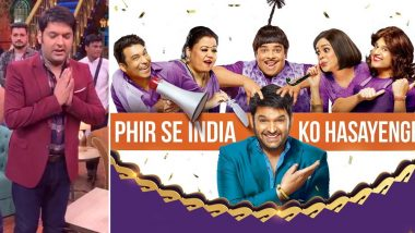 The Kapil Sharma Show Beats Bigg Boss 12, Tops TRP Charts in BARC Ratings After Comeback; Kapil and Bharti Thank Fans!