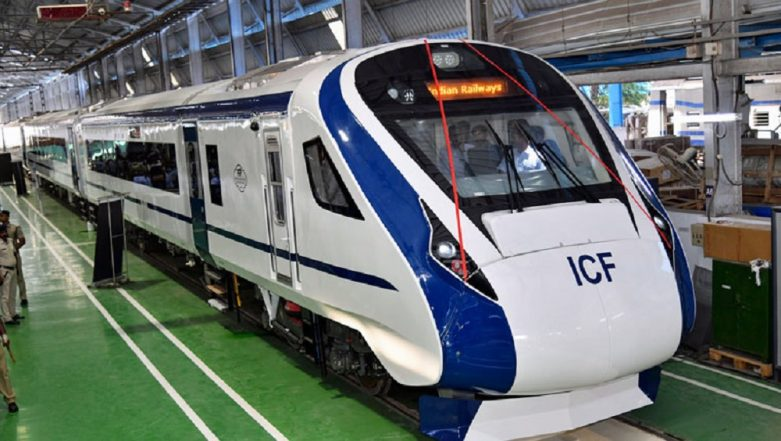 Train 18: Visuals From The Inside of 'Vande Bharat Express'; Watch Video