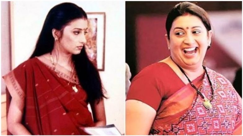 Union Minister Smriti Irani Takes a Jibe at Her Character Tulsi Virani, You Can't Miss to Read Her Hilarious Caption on the Latest Instagram Post