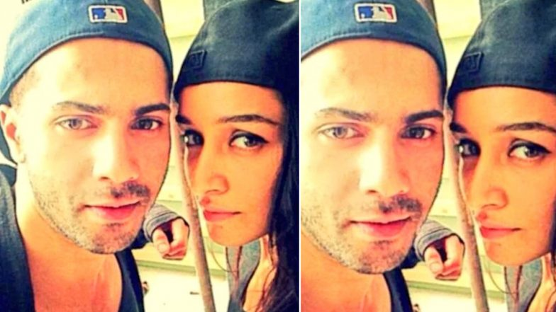 Varun Dhawan Welcomes Shraddha Kapoor On Board for Remo D'Souza's Dance Film