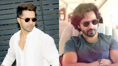Varun Dhawan Quits His Unkempt Kalank Look, Moves on to Sexy New Hairstyle For His Dance Film - See Pics
