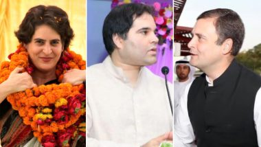 Varun Gandhi to Quit BJP And Join Congress Ahead of Lok Sabha Elections 2019?