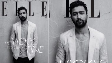 After Zayn Malik, Vicky Kaushal Gets a Solo Cover on Elle India