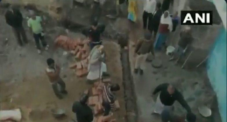 Bihar: RJD MLA Prahlad Yadav Slaps Man Over Land Dispute in Lakhisarai District; Watch Video