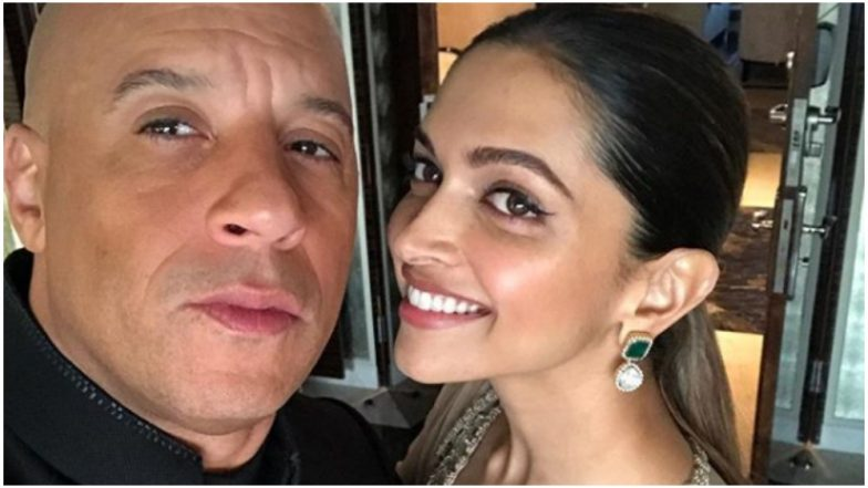 xXx: Return of Xander Cage: Vin Diesel Shares a Throwback Pic With Deepika Padukone, Makes Fans Curious