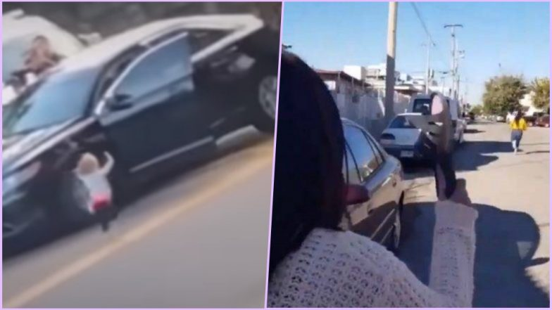 Angry Mexican Mom's 'Flying Chappal' to Toddler Walking With Hands up Towards Florida Police, These Are the Top 7 Viral Videos of the Week