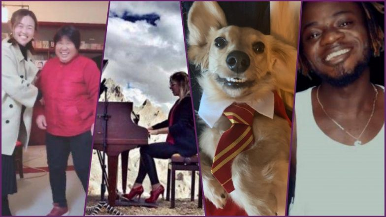 Viral Videos of the Week: From China's Four Generation Challenge to Nigerian Singer Samuel Singh Crooning Bhojpuri Songs; Top 6 Videos That Went Crazy Viral