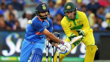 IND 234/3 in 49.2 Overs (Target 231) | India vs Australia 3rd ODI Gillette Series 2019 Highlights: MS Dhoni, Kedar Jadhav Help IND Win by 7 Wickets