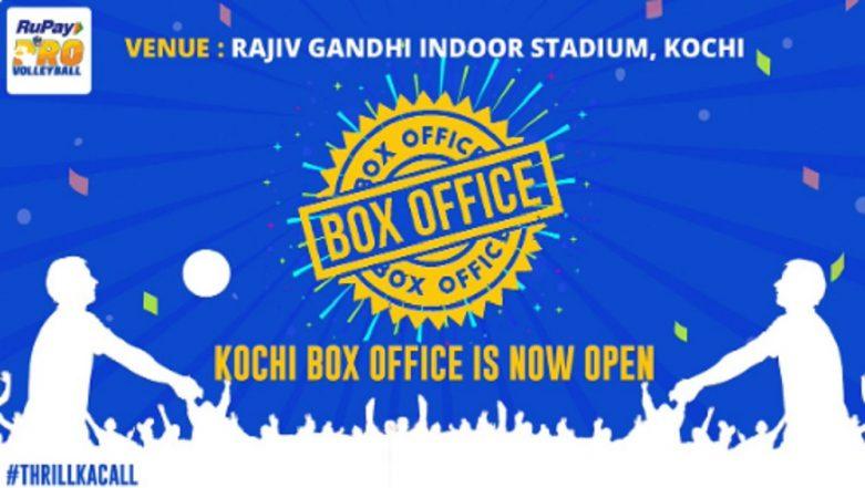 Pro Volleyball League 2019: Sale of Tickets Begins at Rajiv Gandhi Stadium in Kochi