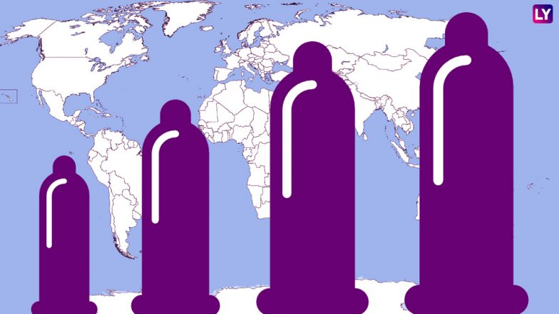 What's the Average Penis Size Around the World? Find Out Which Countries  Have the Biggest