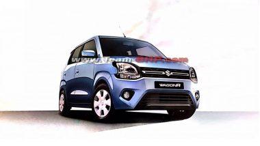 New 2019 Maruti Suzuki WagonR Brochure Leaked Ahead of India Launch