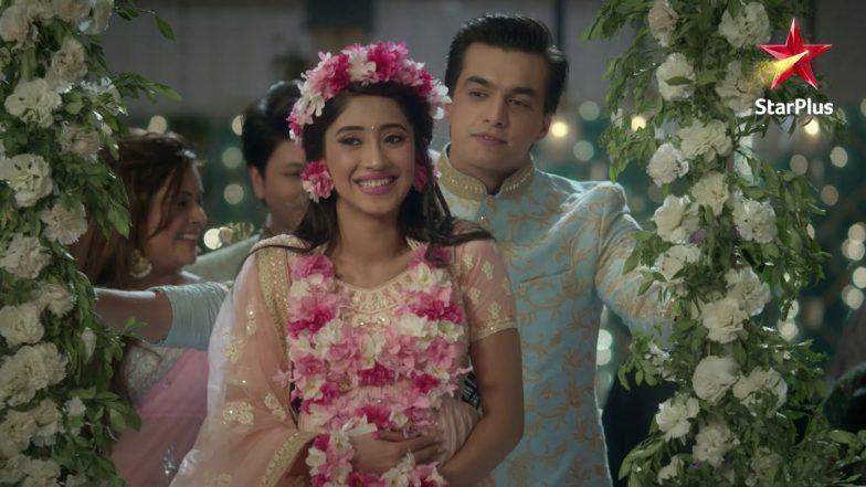 Yeh Rishta Kya Kehlata Hai January 7, 2019 Written Update Full Episode: Naira's Family Is Happy as She Makes It for Her Baby Shower