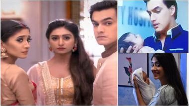 Yeh Rishta Kya Kehlata Hai Spoilers: Kartik Takes Away Keerti-Naksh's Baby; Kartik-Naira To Adopt and Take Care Of The Baby!