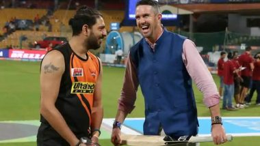 Yuvraj Singh's Savage Reply to Kevin Pietersen Over Rohit Sharma Becoming Highest Run-Getter in CWC 2019 Will Make You Go BURRNNN!
