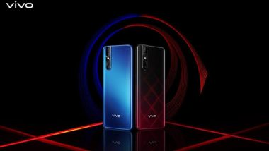 Vivo V15 Pro With 32MP Pop-up Selfie Camera Launching Today; Watch Live Streaming of Vivo's New Smartphone Event