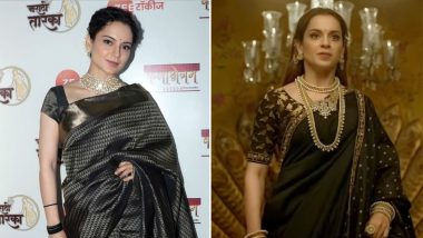 Kangana Ranaut Badmouths Pakistan for Pulwama Terror Attack But Forgets That Manikarnika: The Queen of Jhansi is Running in Pakistani Theatres Till Date