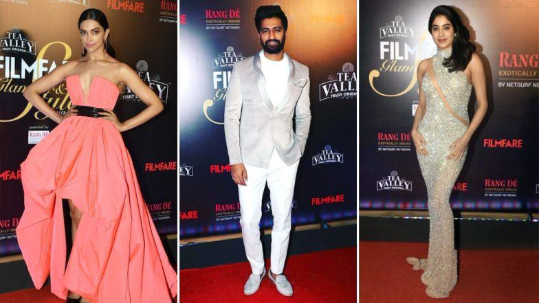 Filmfare Glamour And Style 2019 Awards Full Winners List: Deepika Padukone, Vicky Kaushal, Janhvi Kapoor Take Home The Trophy